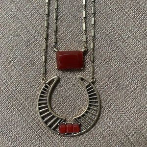 Lucky Brand Double Necklace